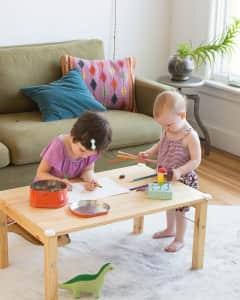 Nursery Kids Apartment Therapy