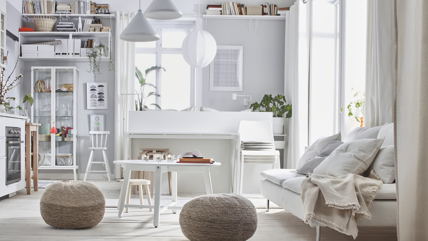 Ikea Catalog 2021 Small Space Organizing Tips Apartment Therapy