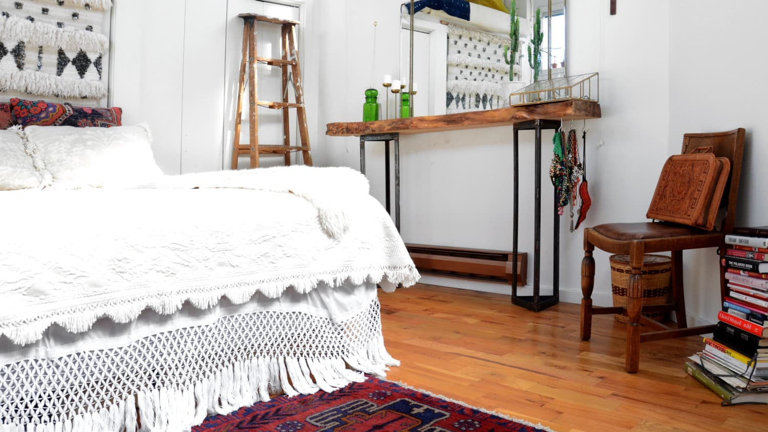 7 Best Skirt Alternatives To Hide A Box Spring Apartment Therapy