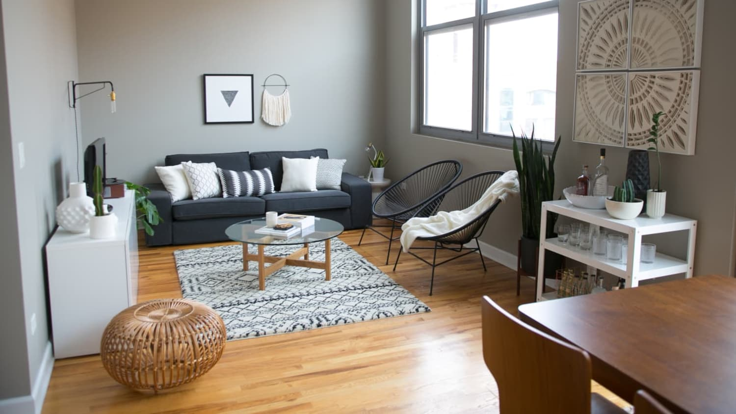 Our 35 Best Gray Living Room Ideas Of All Time Apartment Therapy