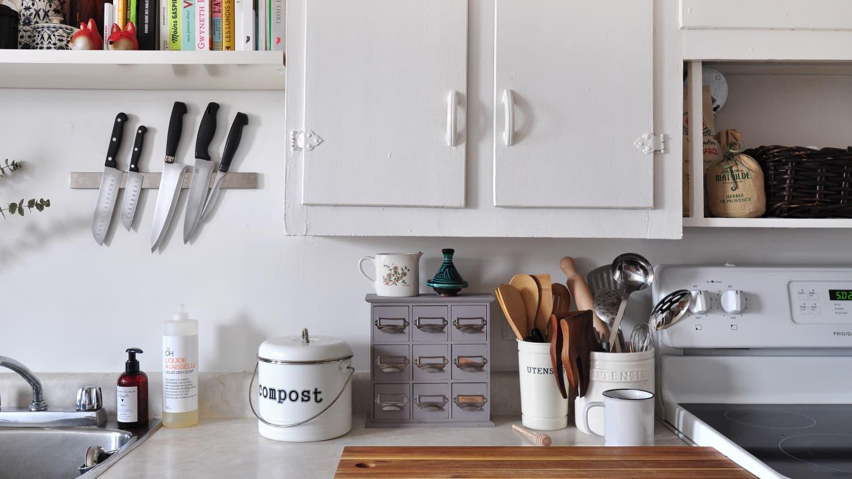 8 Utensil Storage Ideas To Keep Your Cooking Utensils Organized Kitchn