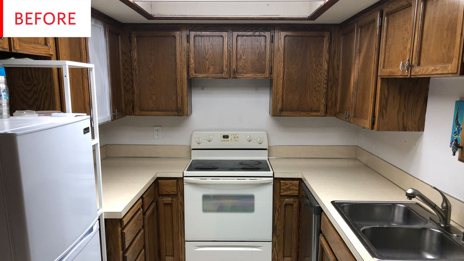 Budget Diy Kitchen Remodel Before After Photos Apartment Therapy