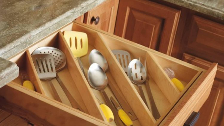 20 Impressively Organized Kitchen Drawers Kitchn