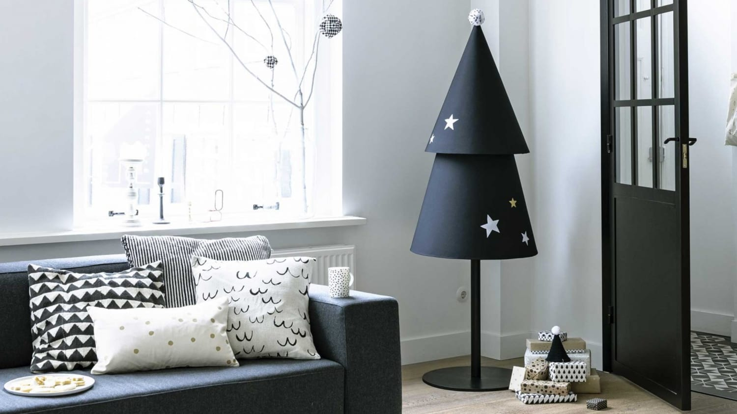 Top 10 Modern Diy Christmas Tree Project Ideas Apartment Therapy