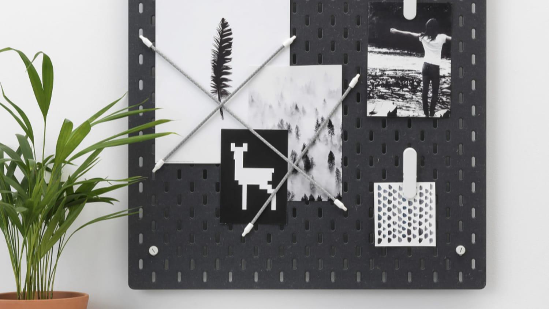 Smart Uses For Ikea S Skadis Organizer Apartment Therapy