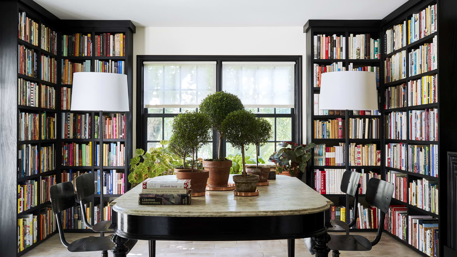 Martha Stewart Home Cookbook Library | Apartment Therapy