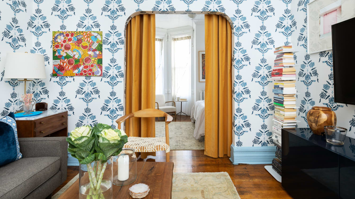 20 Ways to Divide a Room   Creative Small Room Dividing Ideas ...
