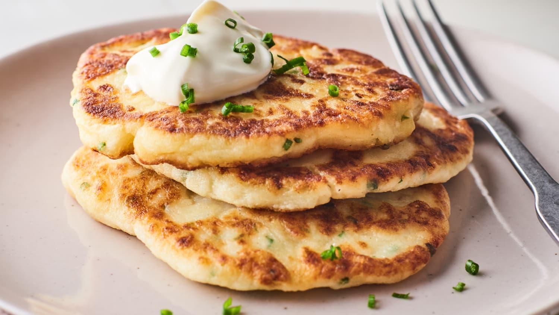 Mashed Potato Pancakes Kitchn