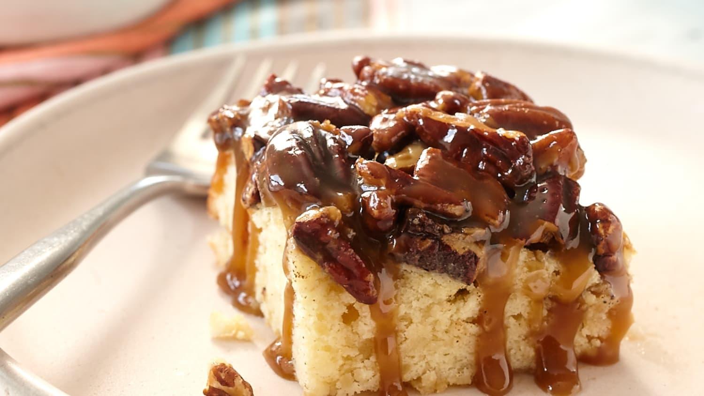 Sticky Bun Sour Cream Coffee Cake Kitchn