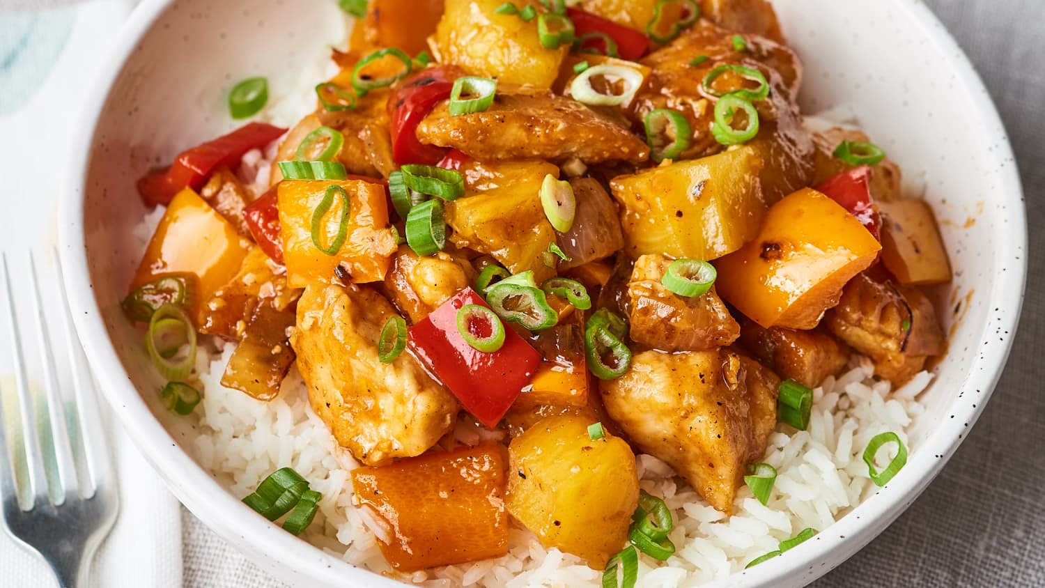 The Best Sweet And Sour Chicken Recipe Kitchn