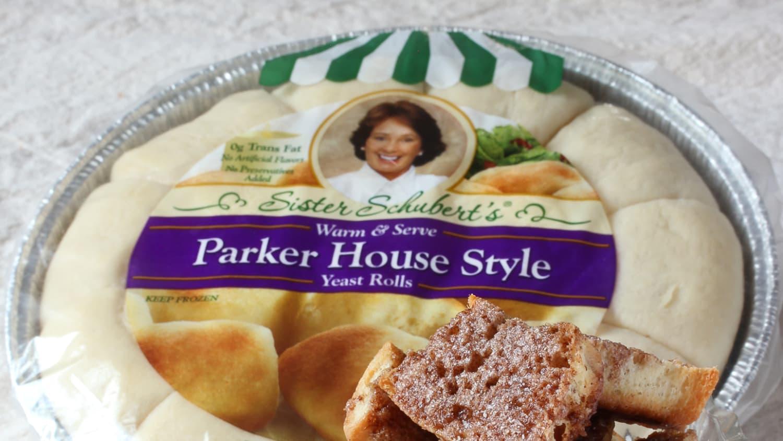 Nostalgic Winter Recipe Sister Schubert S Cinnamon Toast Kitchn
