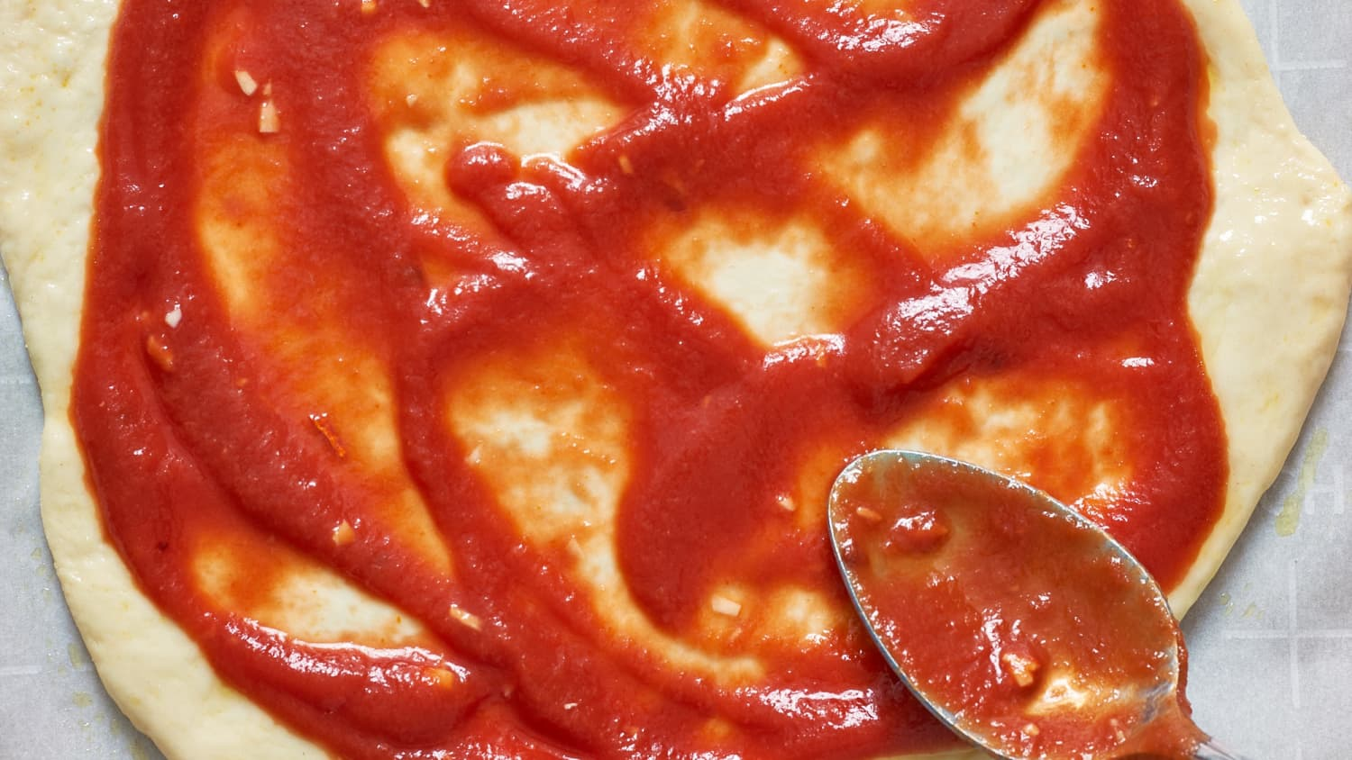 Super Quick 3 Ingredient Pizza Sauce Kitchn