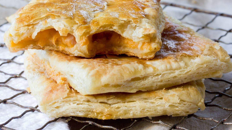 Freezer Recipe Grown Up Prosciutto Cheddar Hot Pockets Kitchn