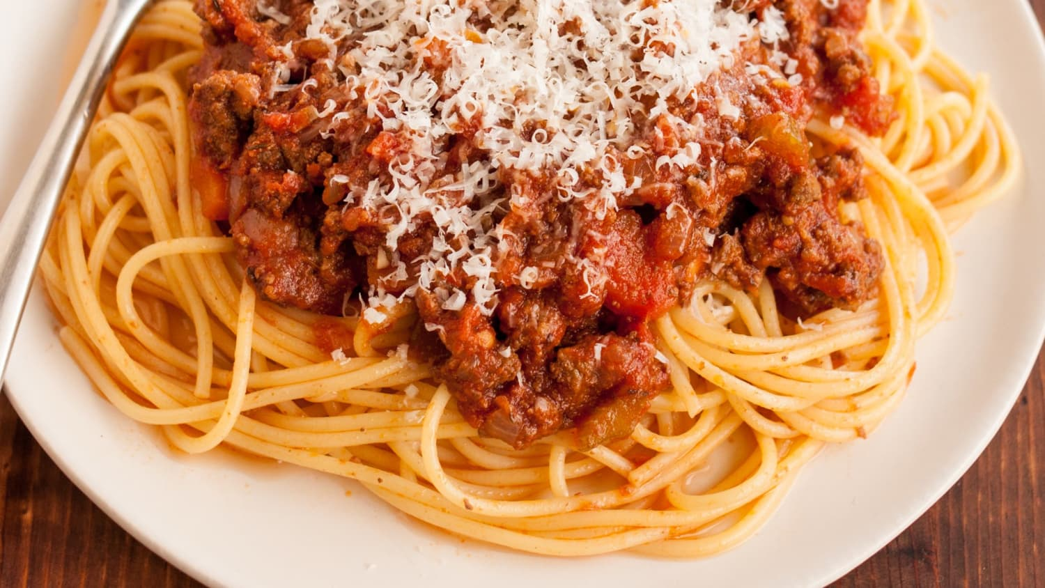 Slow Cooked Bolognese Sauce Kitchn
