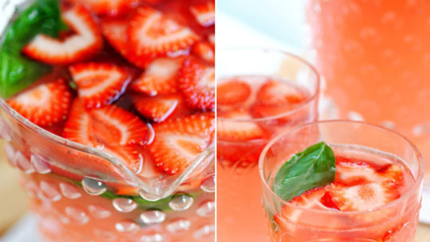 15 Fabulous Pitcher Drinks For A Party Kitchn