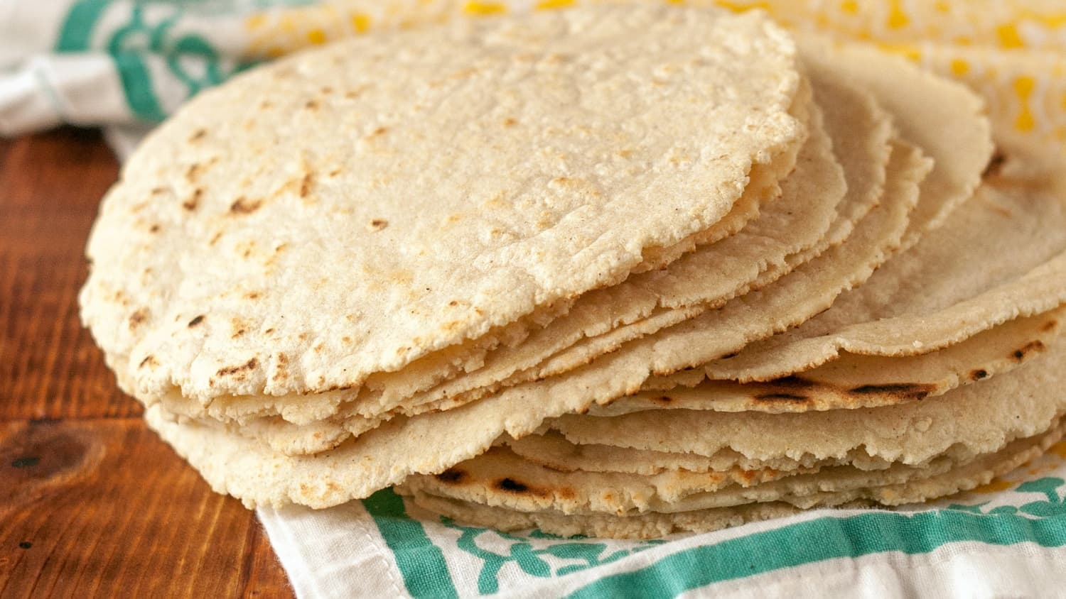 How To Make Corn Tortillas from Scratch - Recipe | Kitchn