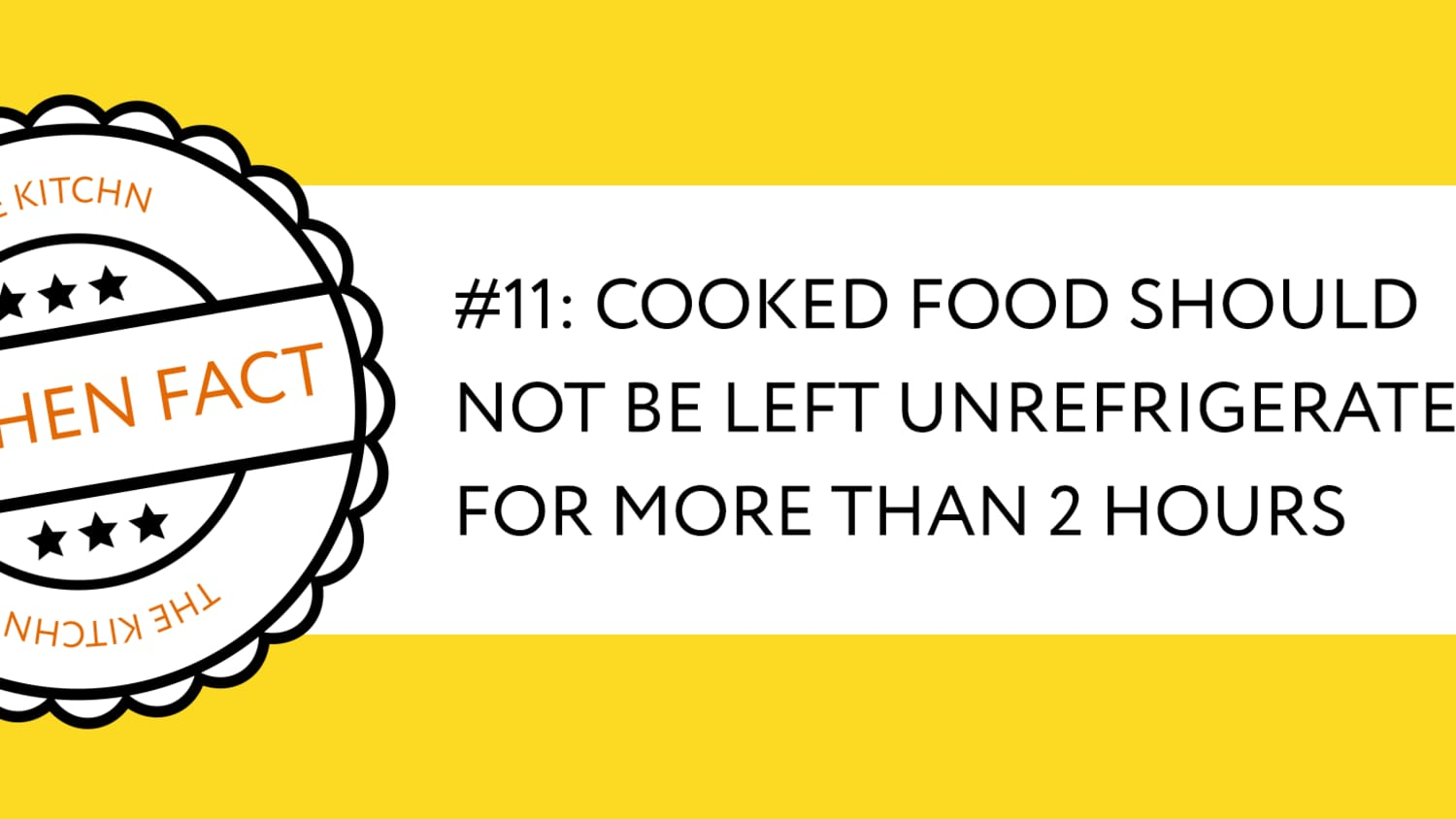 How Long It's Safe to Leave Food Unrefrigerated | Kitchn