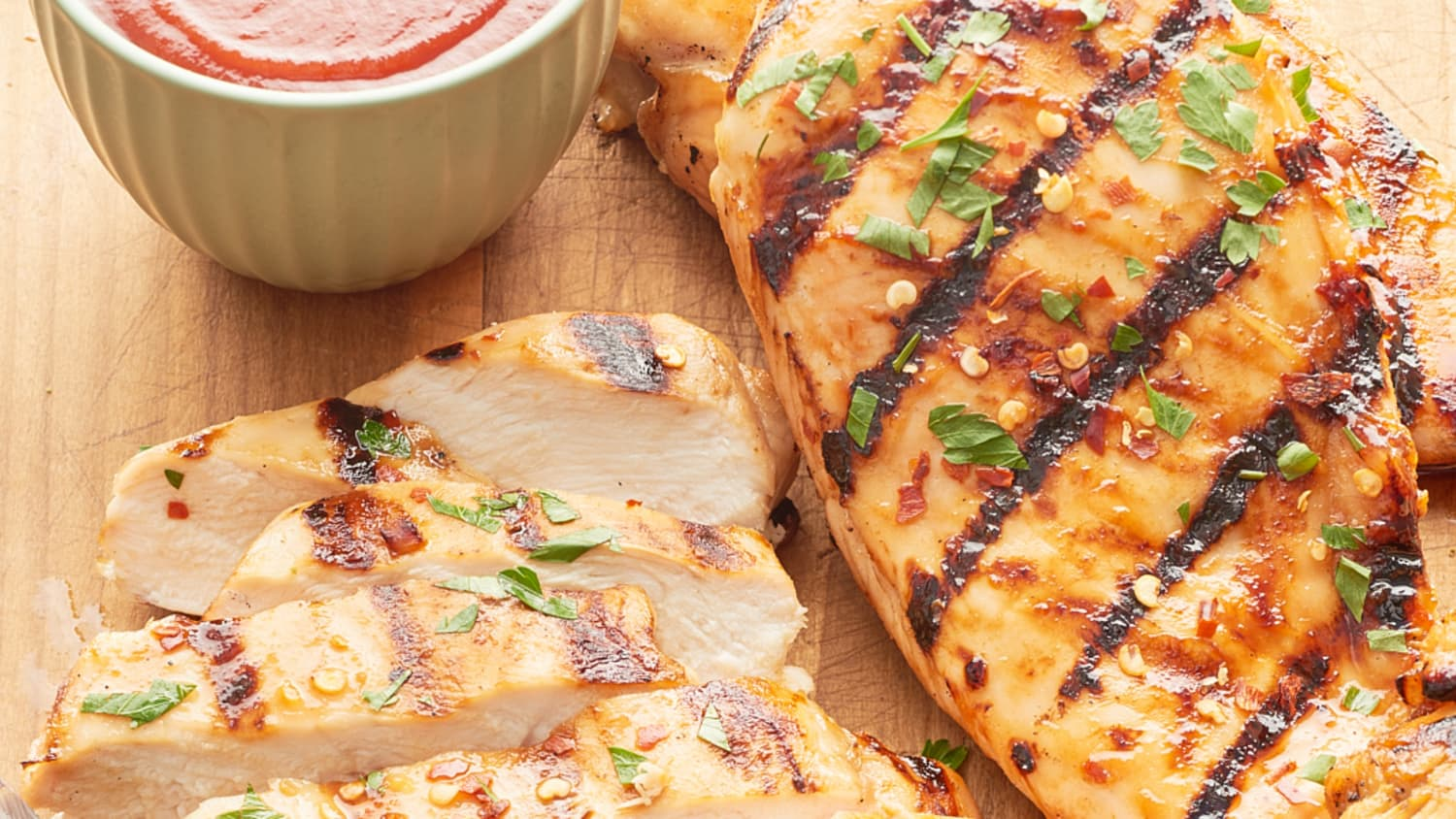 How To Make Juicy, Flavorful Grilled Chicken Breast | Kitchn