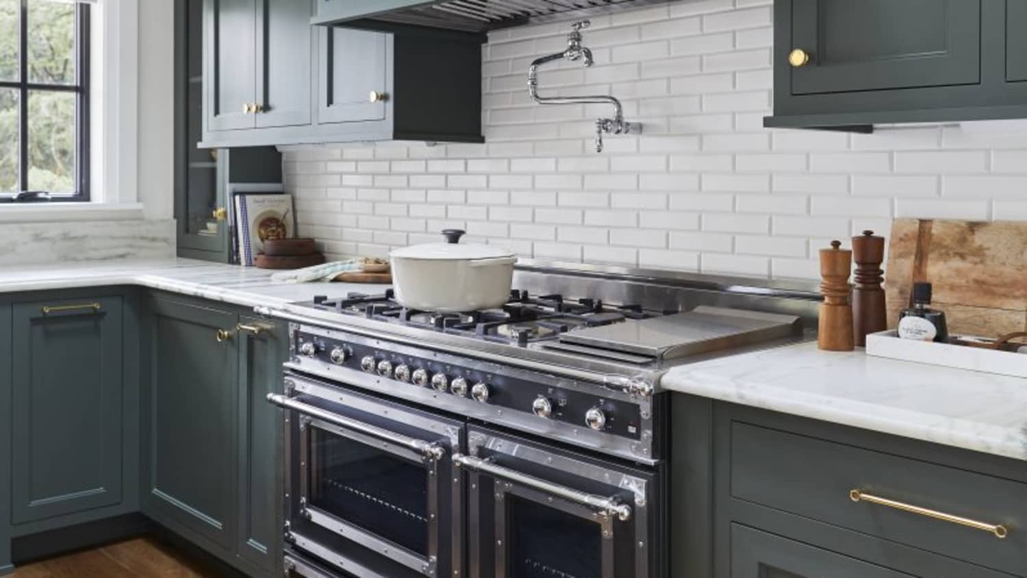 Pot Filler Faucet Pros And Cons Apartment Therapy