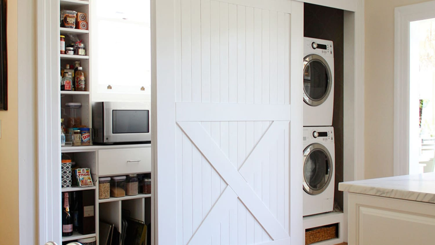 10 Barn Doors In The Kitchen Kitchn