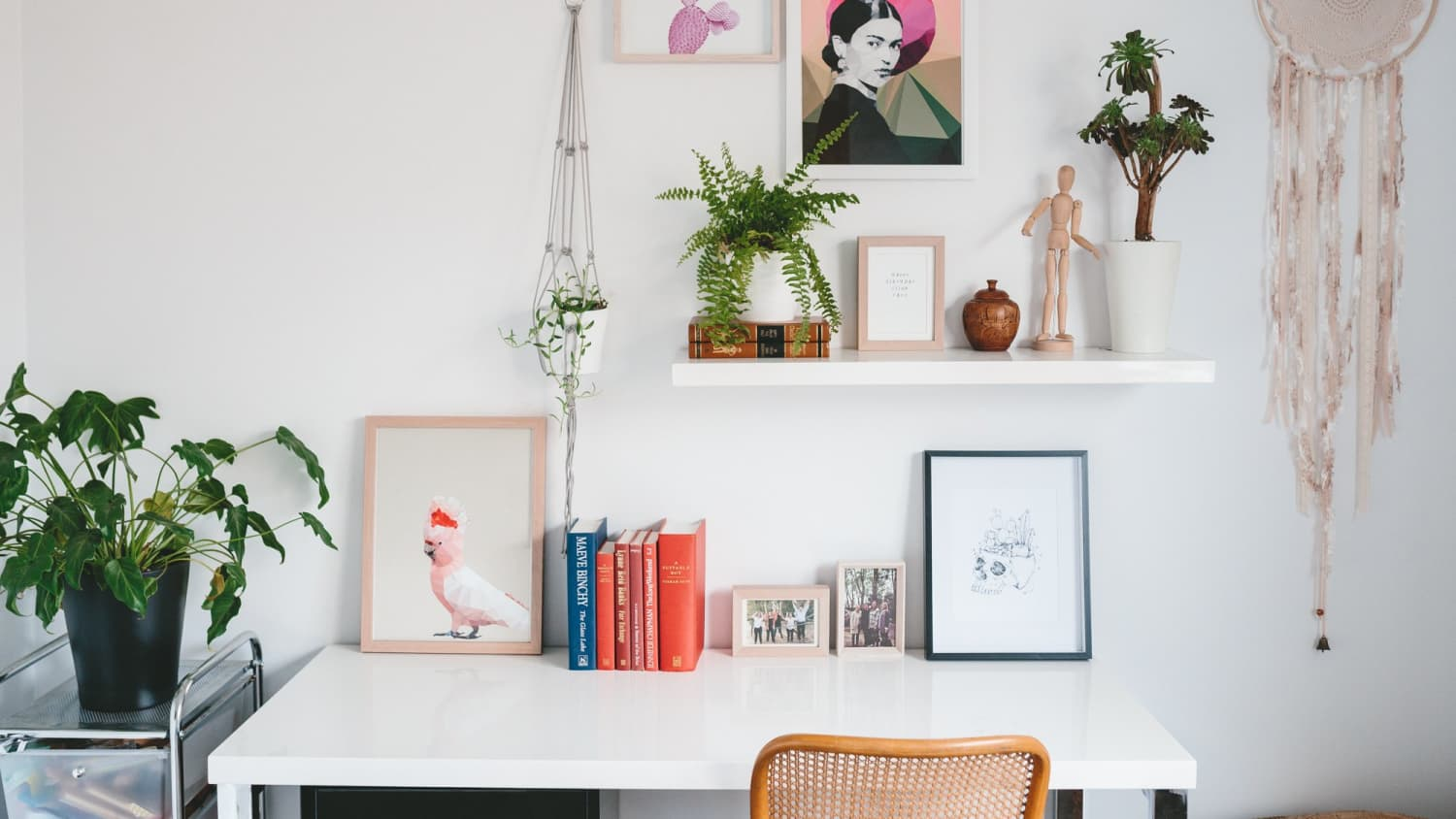 How To Work From Home Without A Home Office Apartment Therapy