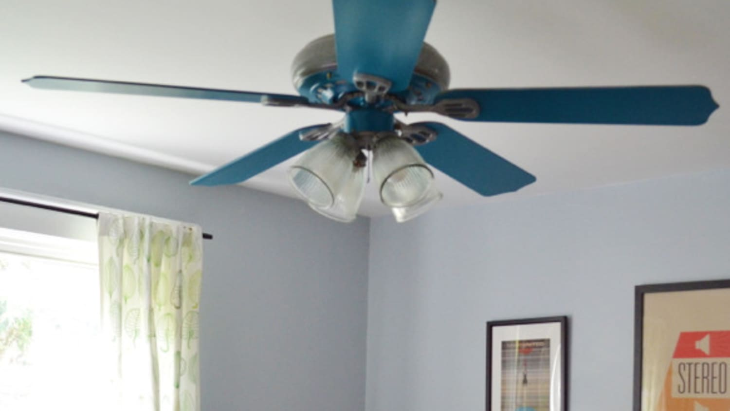 9 Diy Ideas For Ceiling Fans Apartment Therapy