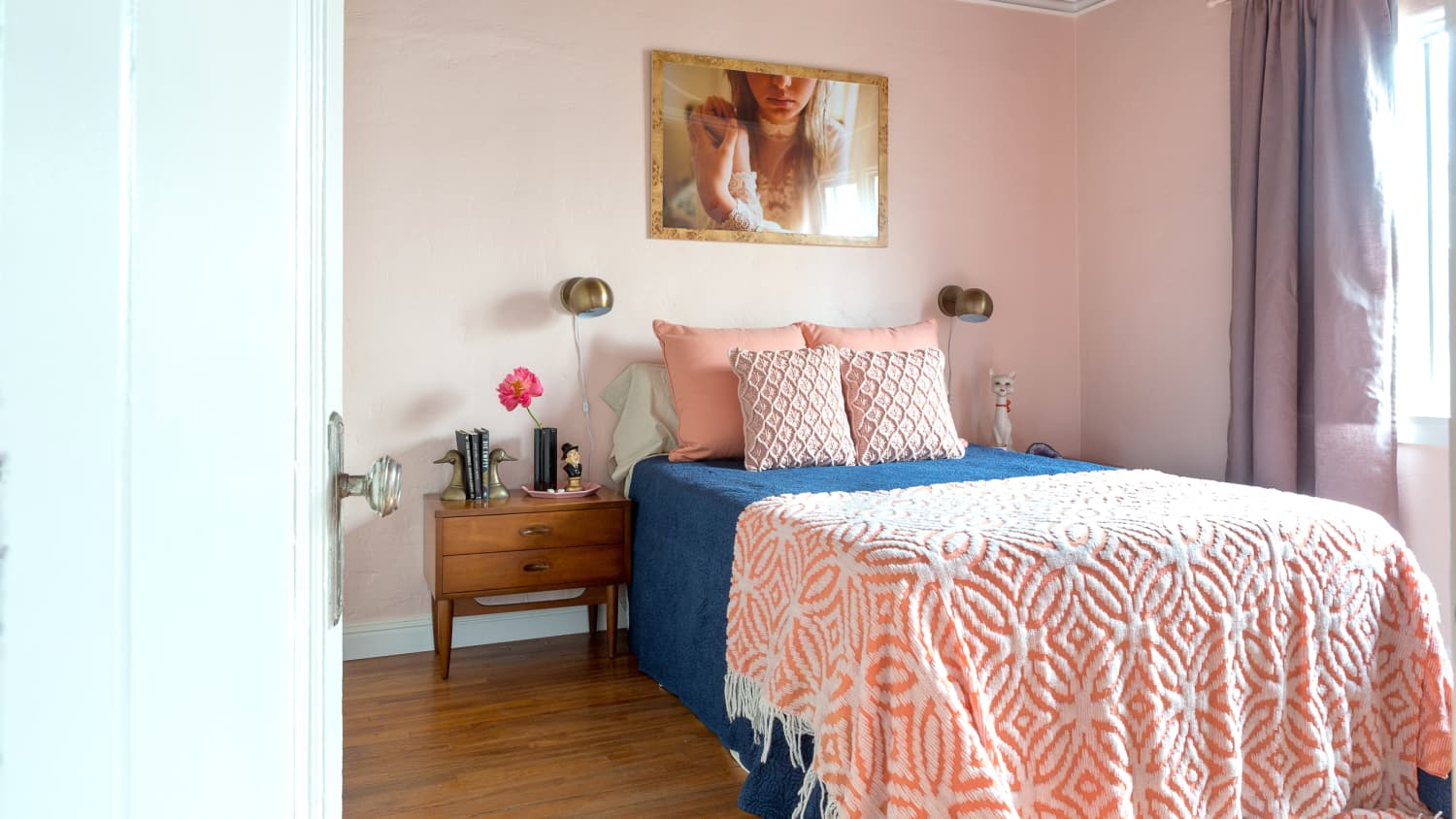 Creative Bedroom Painting Ideas And Color Schemes Apartment Therapy