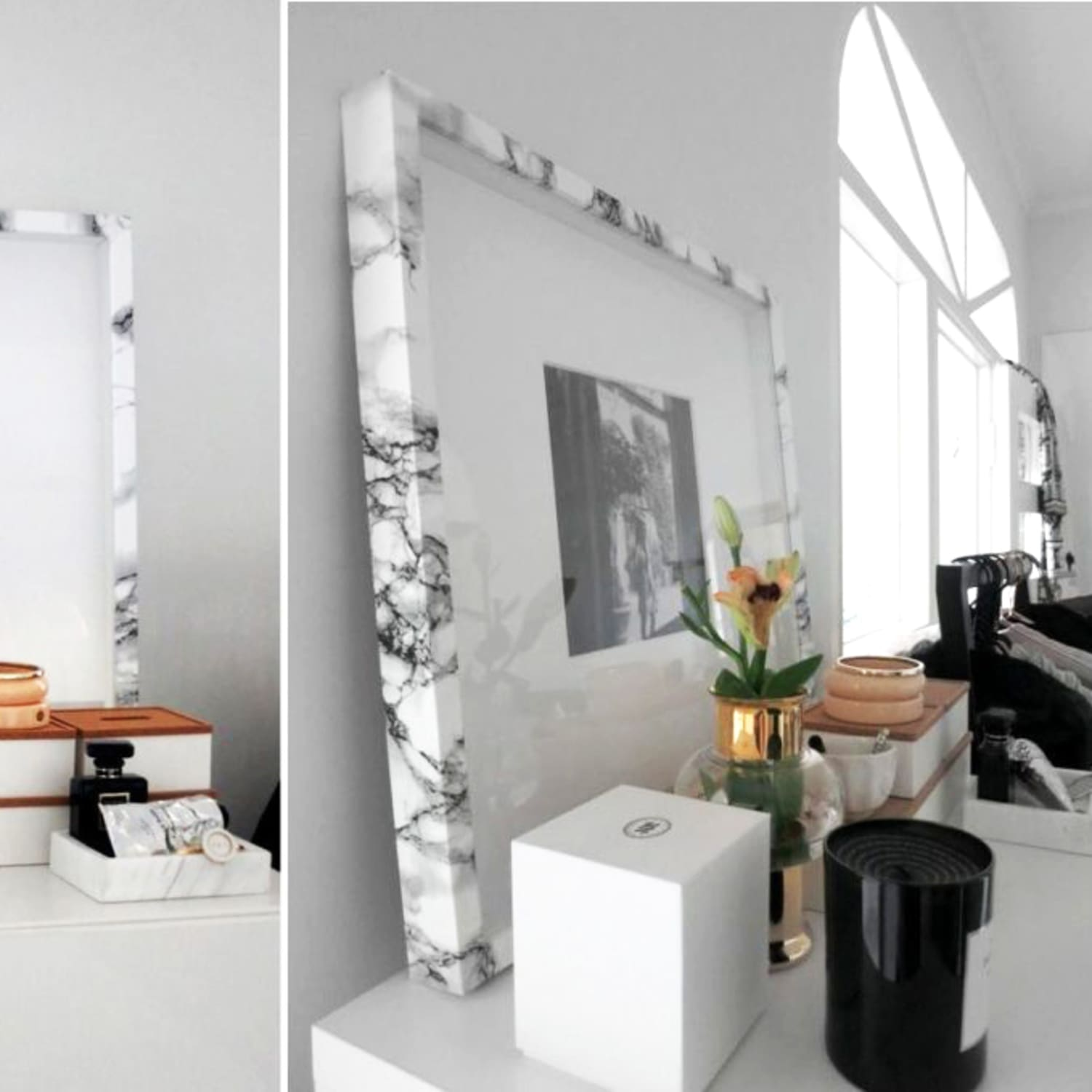 11 Clever Contact Paper Uses How To Re Do Furniture More With Contact Paper Apartment Therapy