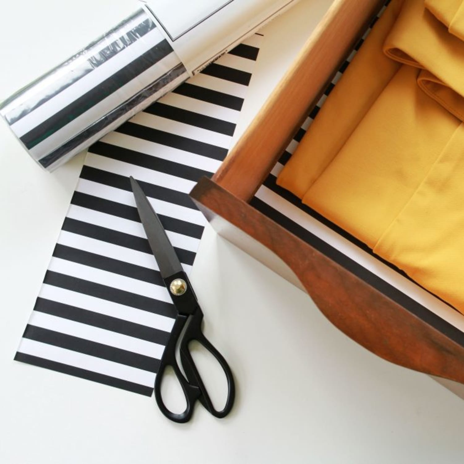 How To Install Scented Drawer Liners Apartment Therapy