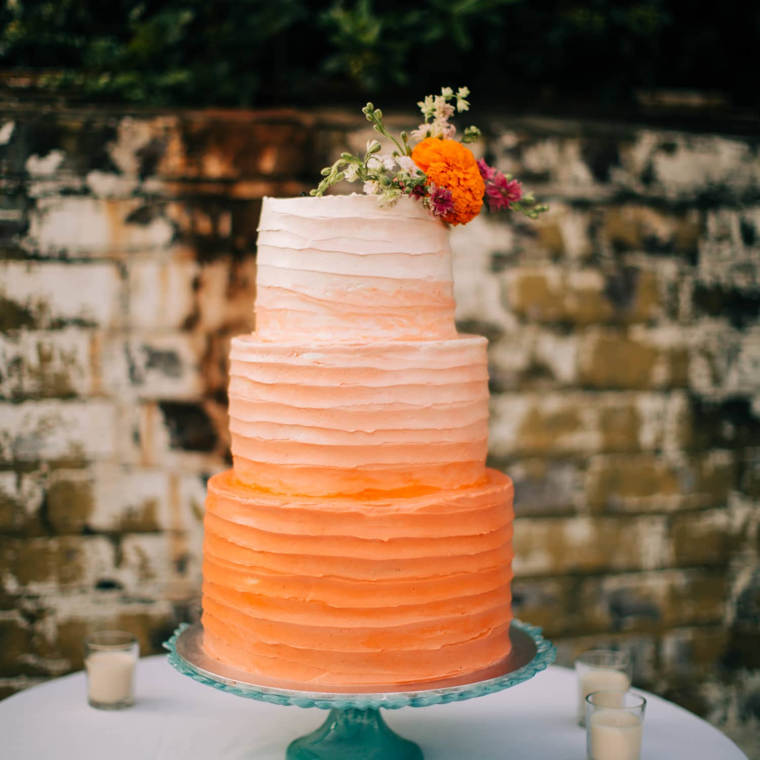 Everything I Learned Making A Wedding Cake From Scratch Kitchn