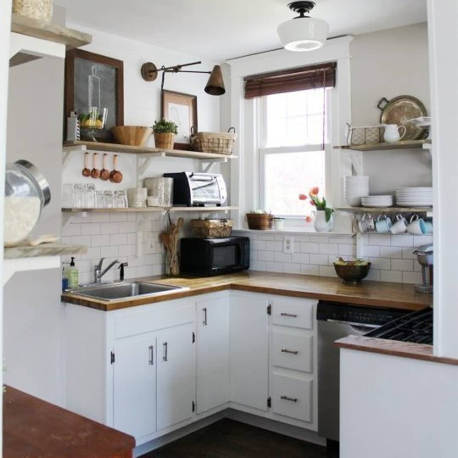 15 Kitchen Makeover Projects Apartment Therapy