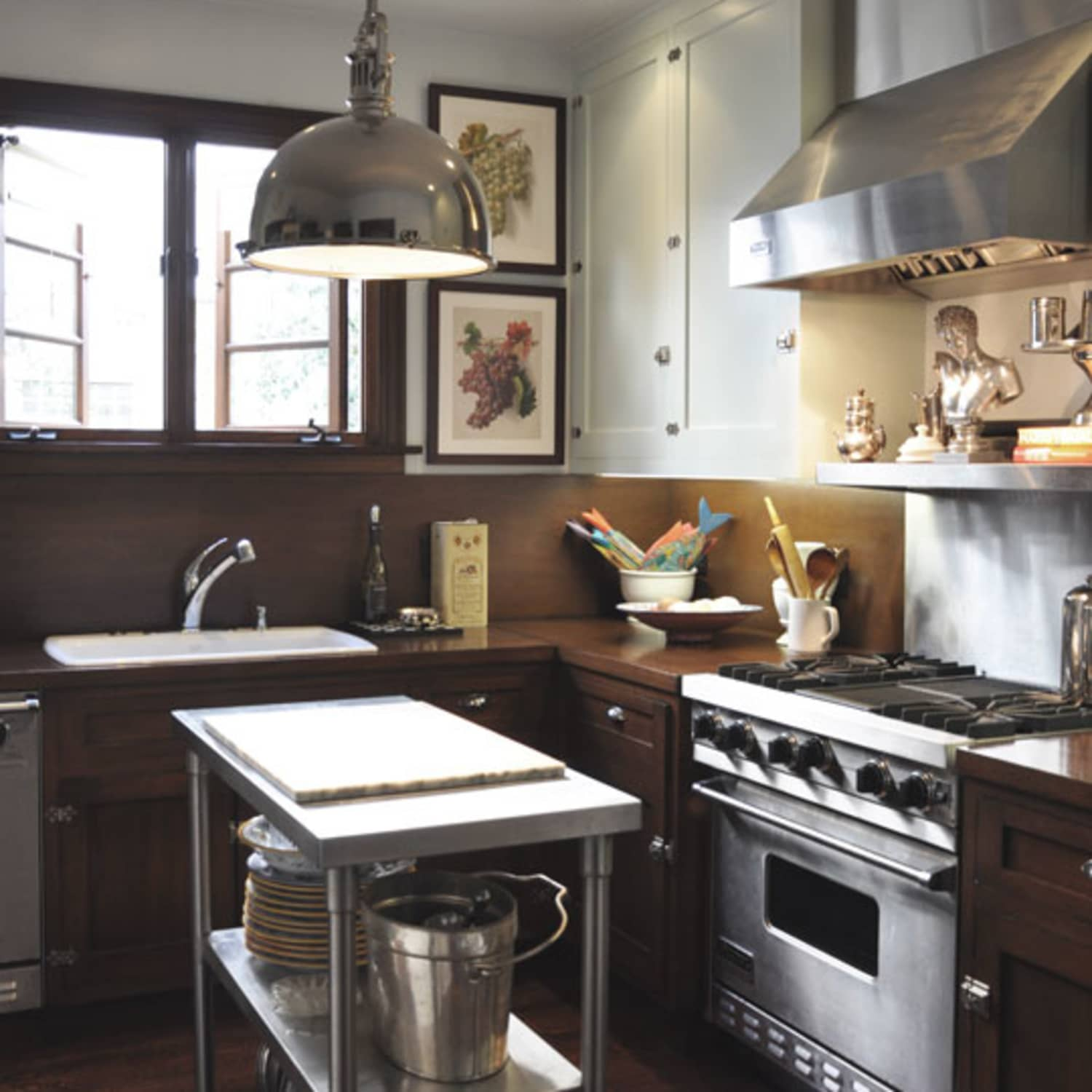 9 Steps To Arranging A Well Organized Kitchen Apartment Therapy