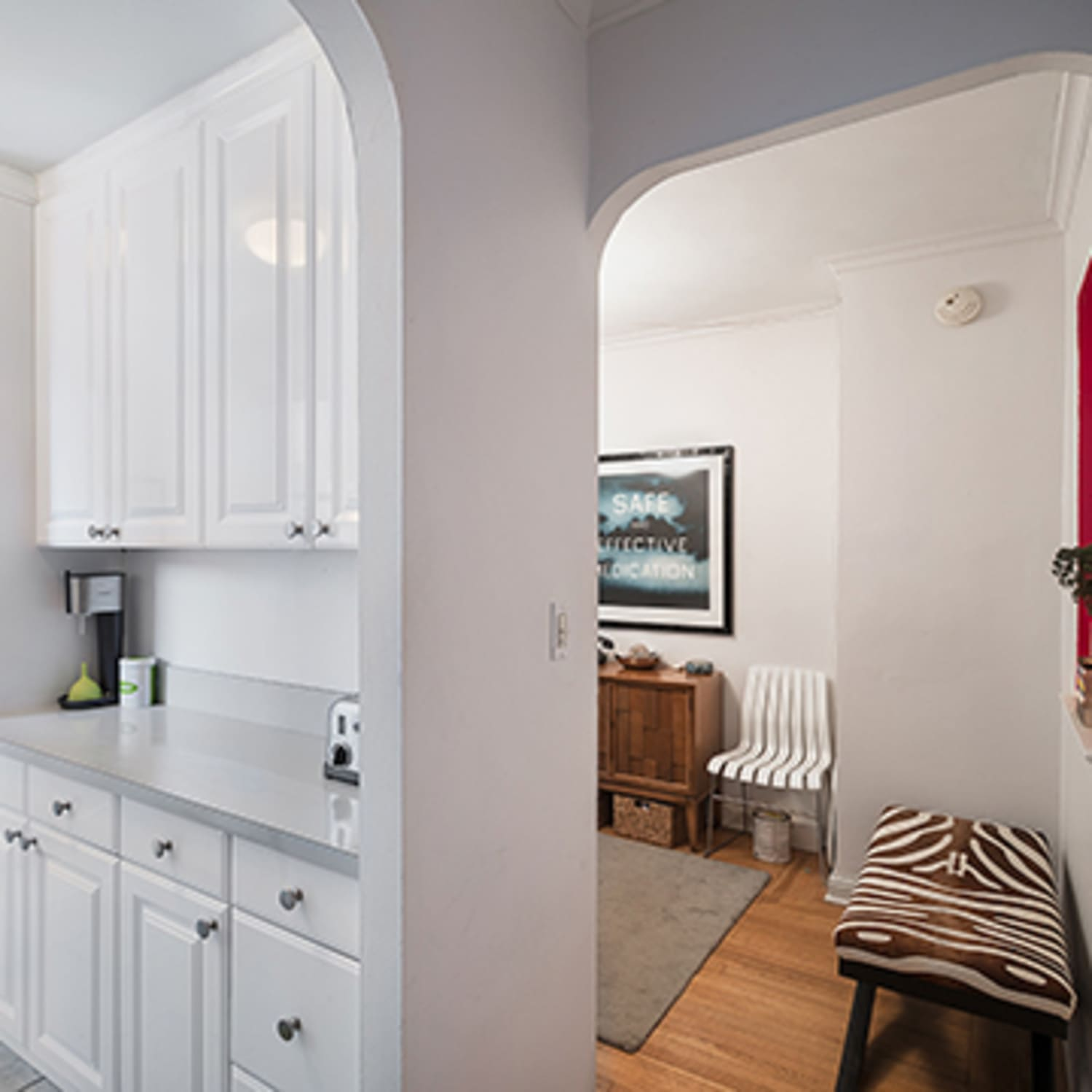 Before After A Nyc Galley Kitchen Opens Up Apartment Therapy