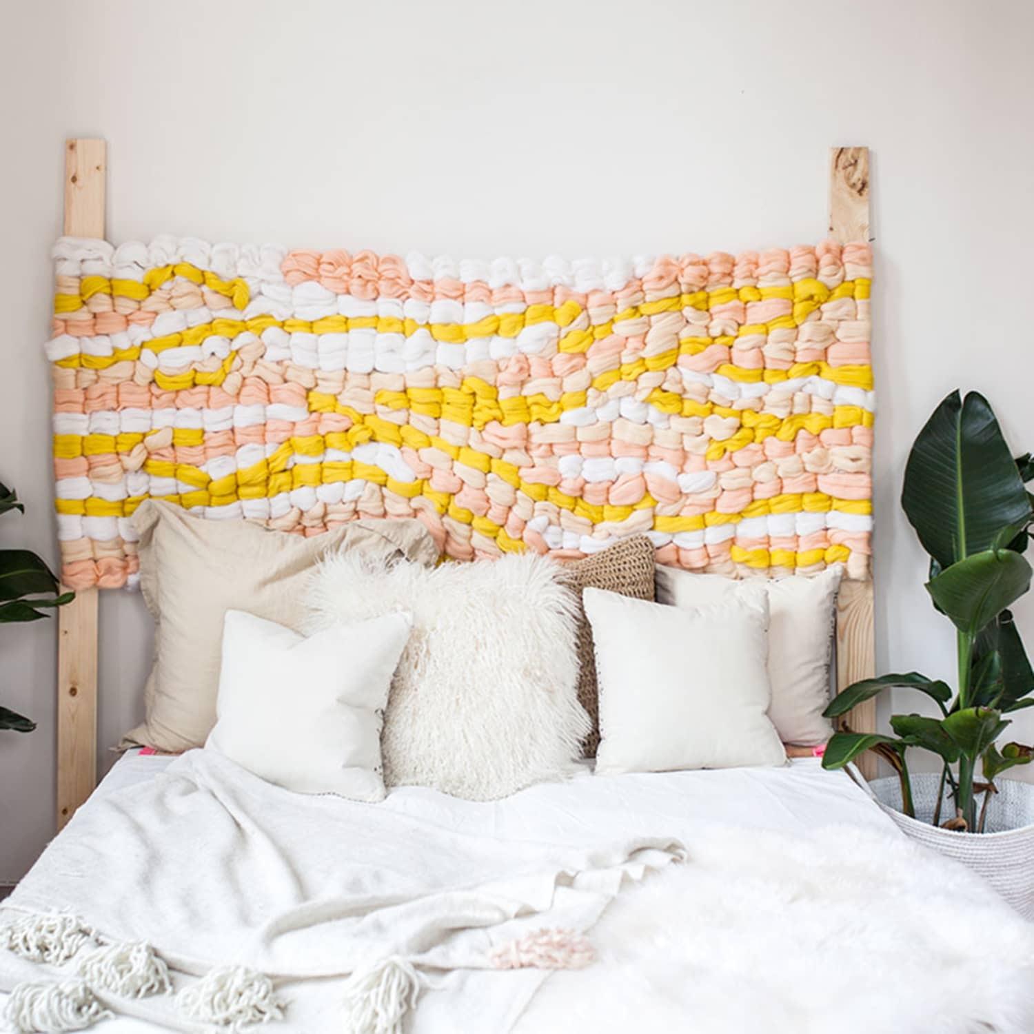 Diy Woven Headboard Project Ideas Apartment Therapy