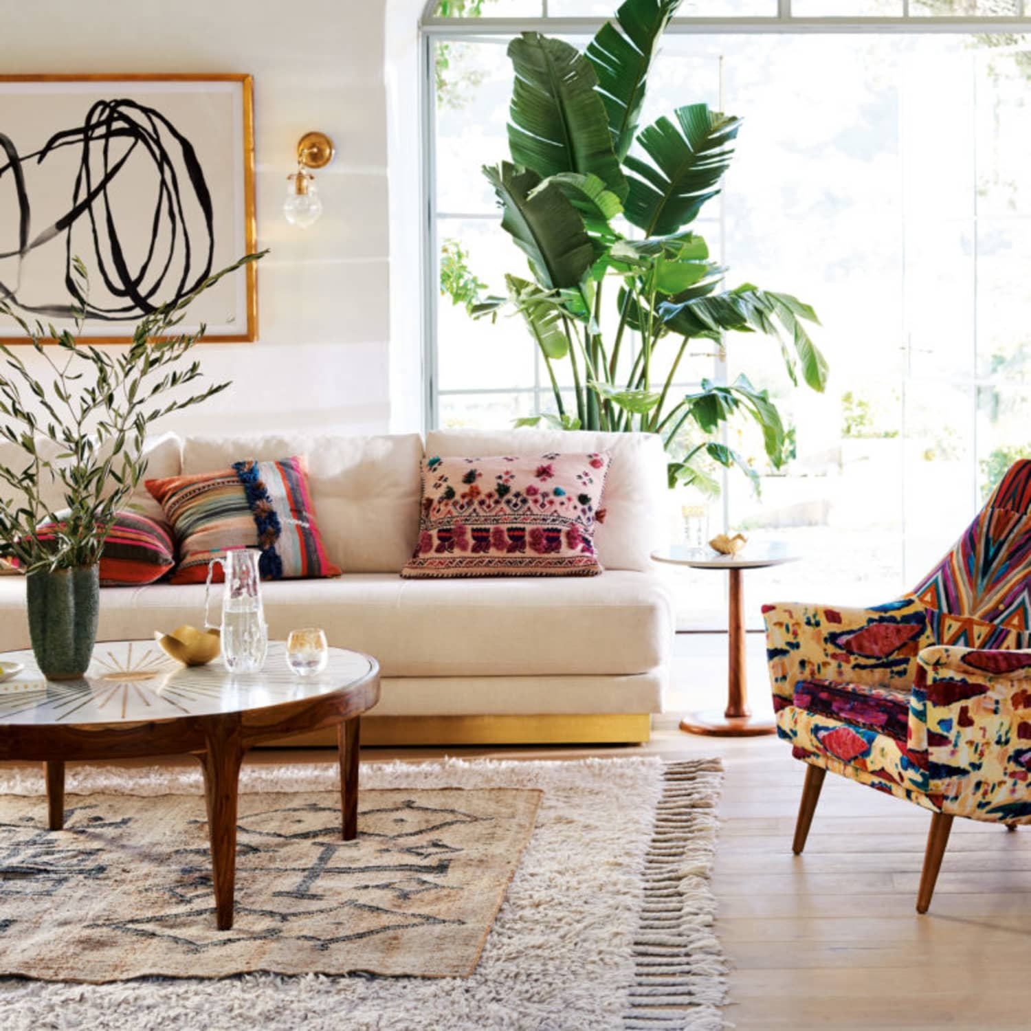 Design Ideas From Rooms That Nail The Layered Rug Look Apartment Therapy
