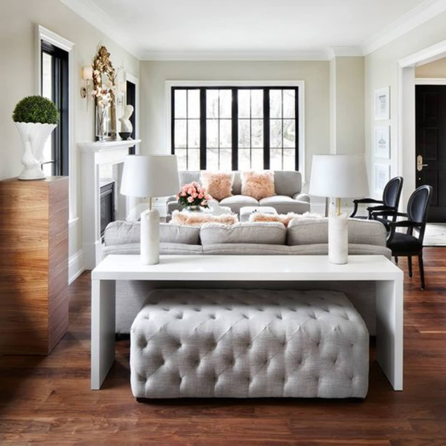 Picture of: Wayfair Overstock More Console Sofa Tables Under 250 Apartment Therapy