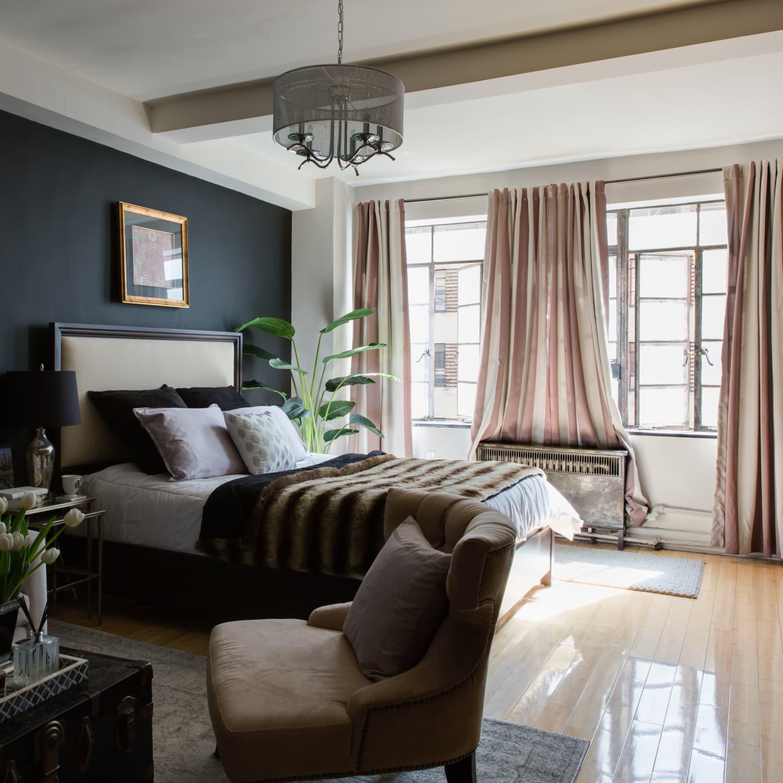29 10 Dark Bedroom Ideas   How to Use Dark Paint & Decor in Bedrooms ...