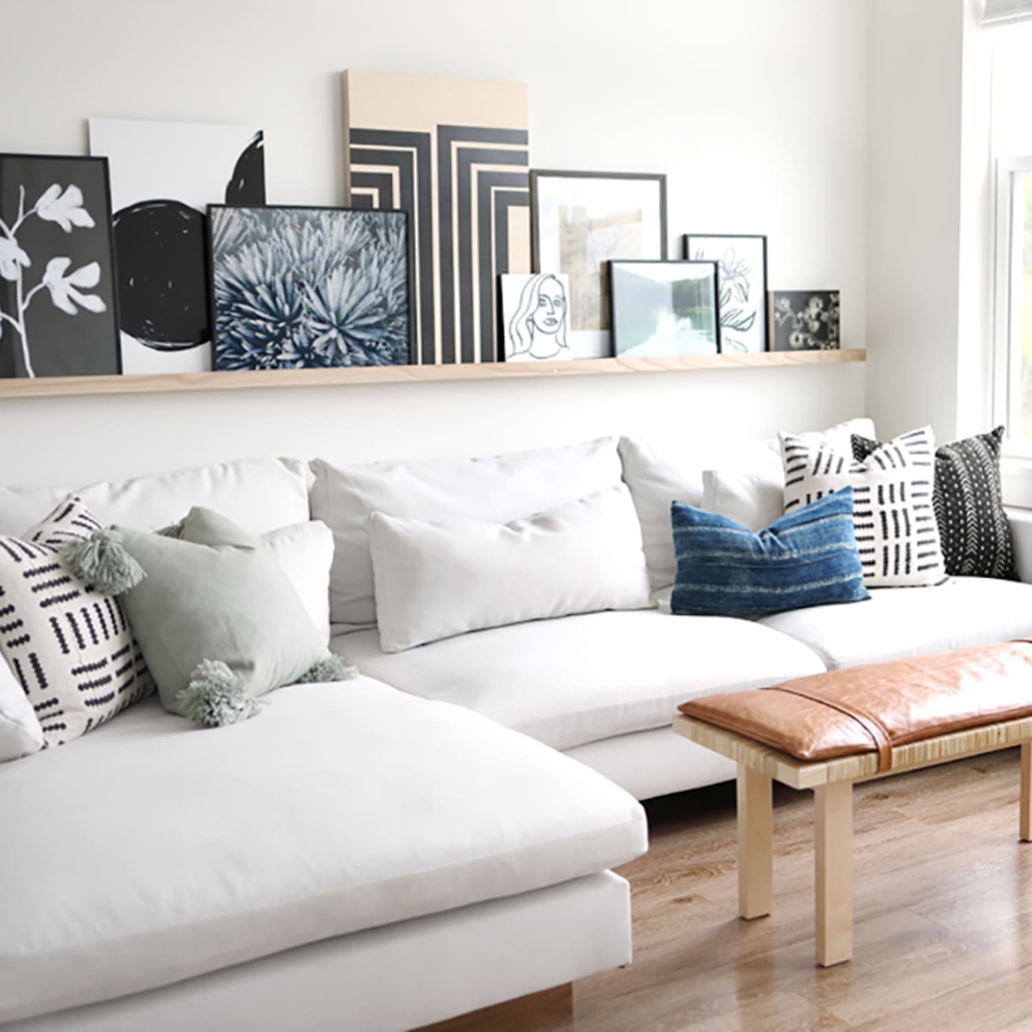 Ikea Hacks That Look Like Expensive Living Room Decor Apartment Therapy