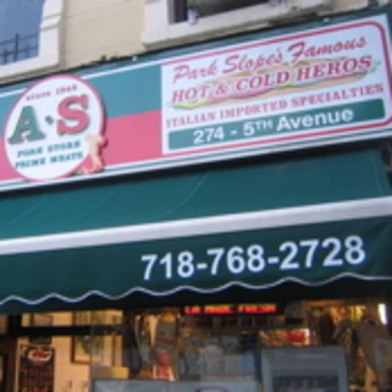 A S Pork Store Brooklyn Ny Kitchn