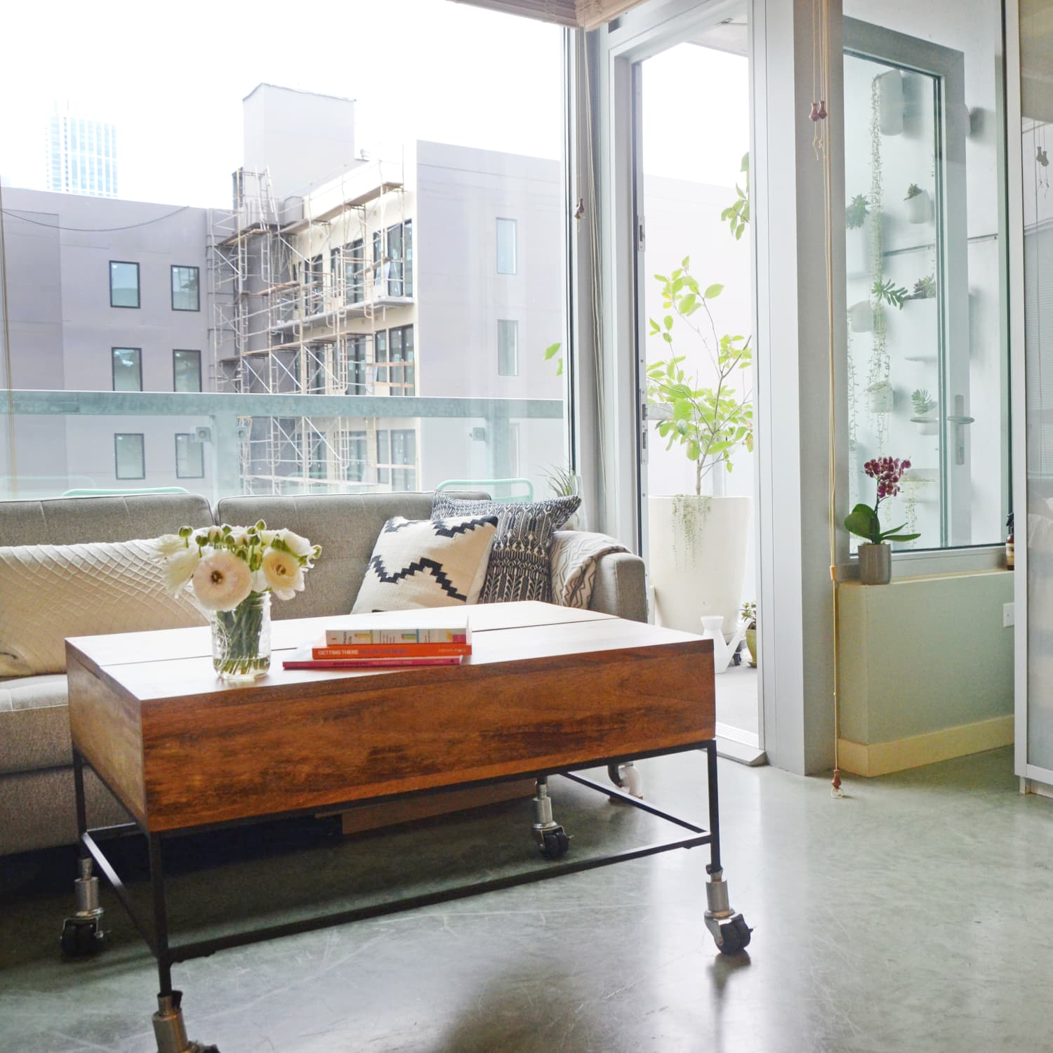 Coffee Table Small Space Shopping Ideas Apartment Therapy