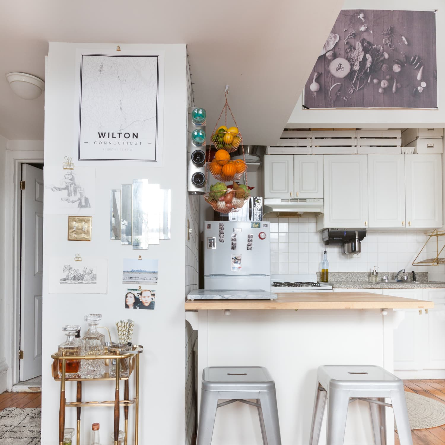 Smart Design Ideas For Tiny Kitchens Apartment Therapy