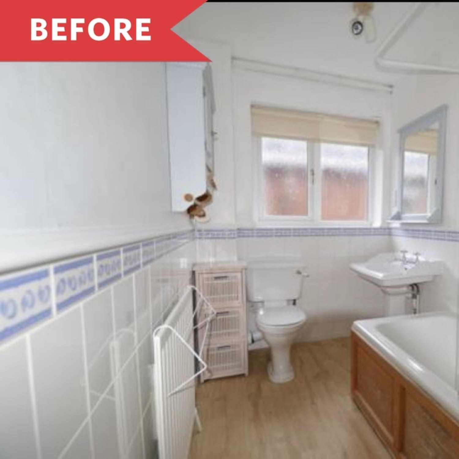 Before And After A Diy Overhaul Made This Old Dirty