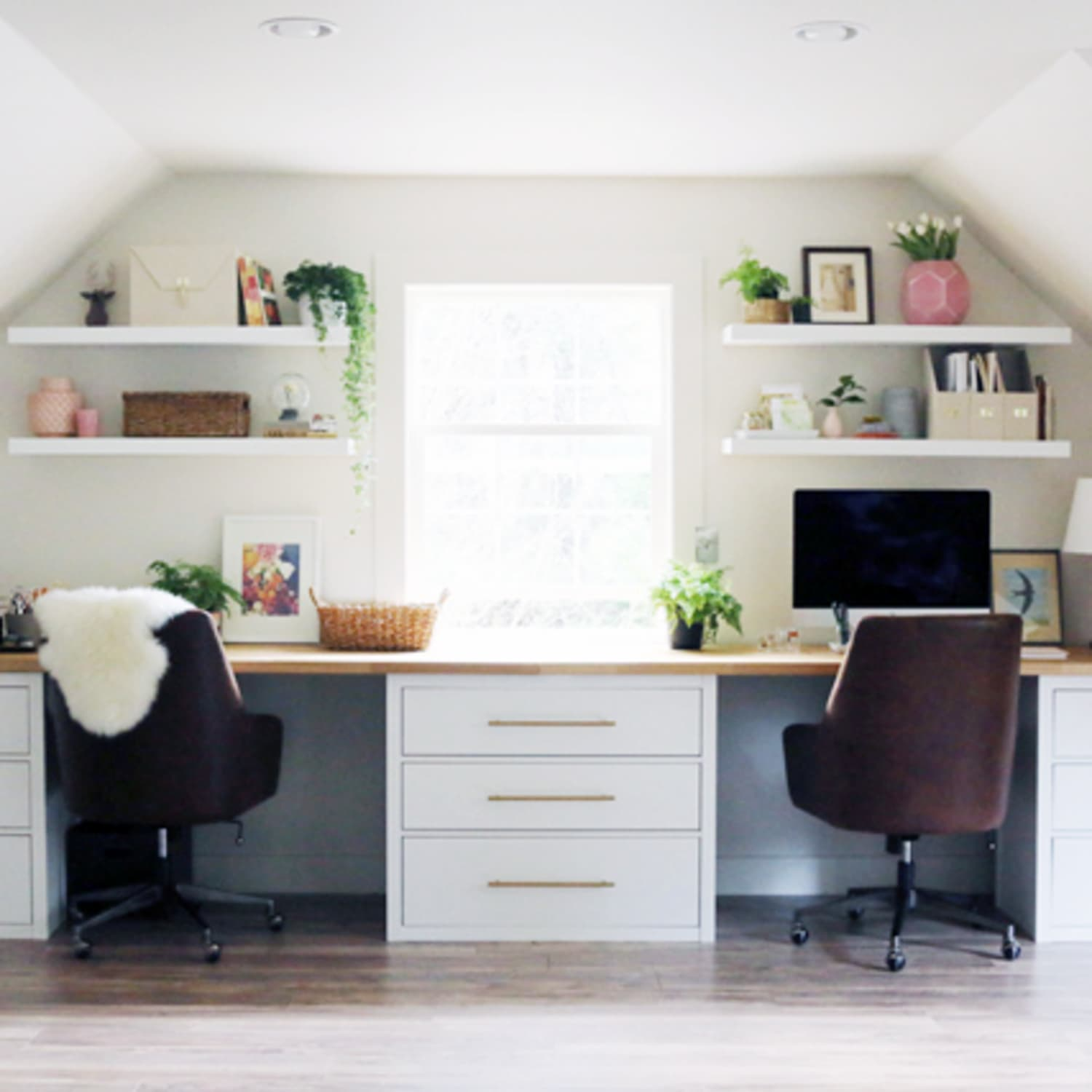 21 Best IKEA Desk Hacks  Apartment Therapy