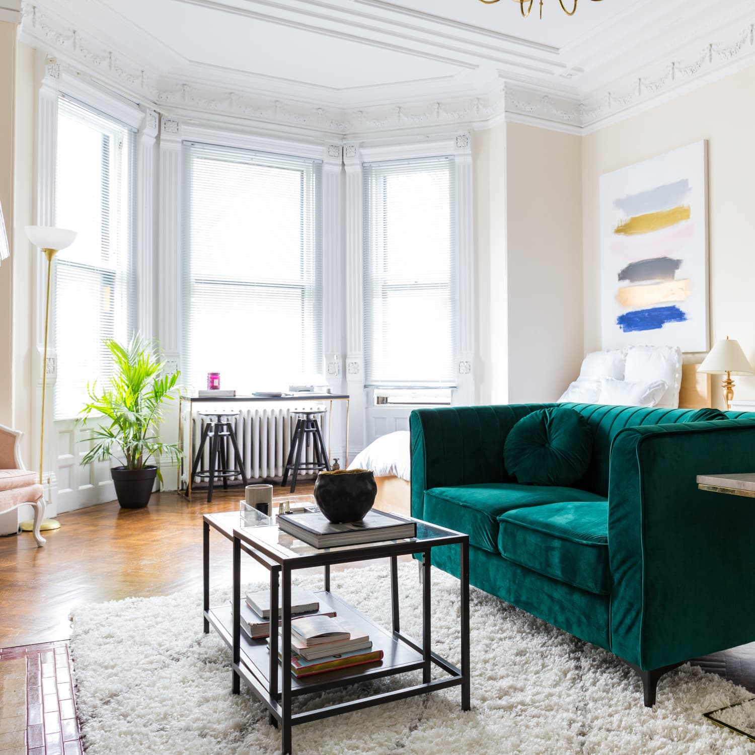 Picture of: 10 Stylish Functional C Tables To Use Next To A Sofa Or Chair Apartment Therapy