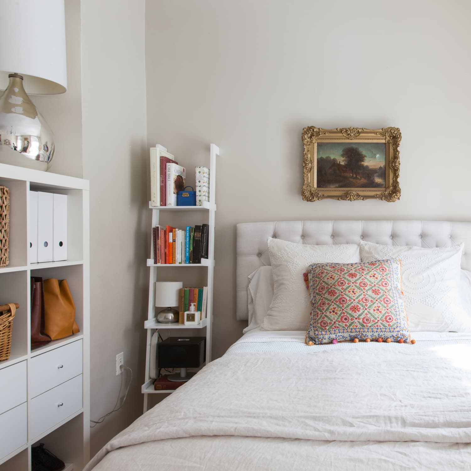Bedside Table Alternatives Bedside Storage Ideas Apartment Therapy