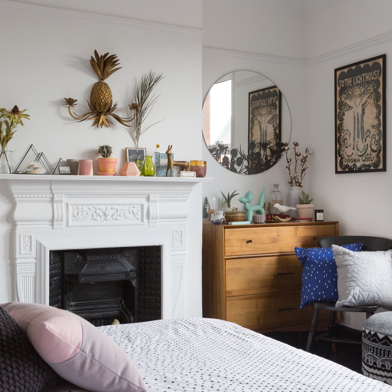 small bedroom organizing ideas