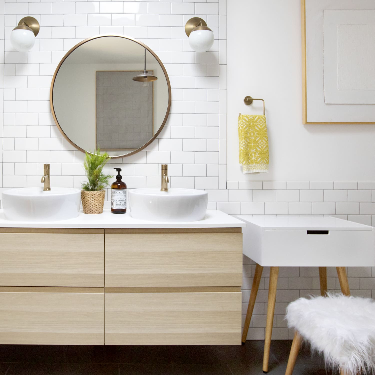 Bathroom Remodel Cost How To Budget A Renovation Apartment Therapy