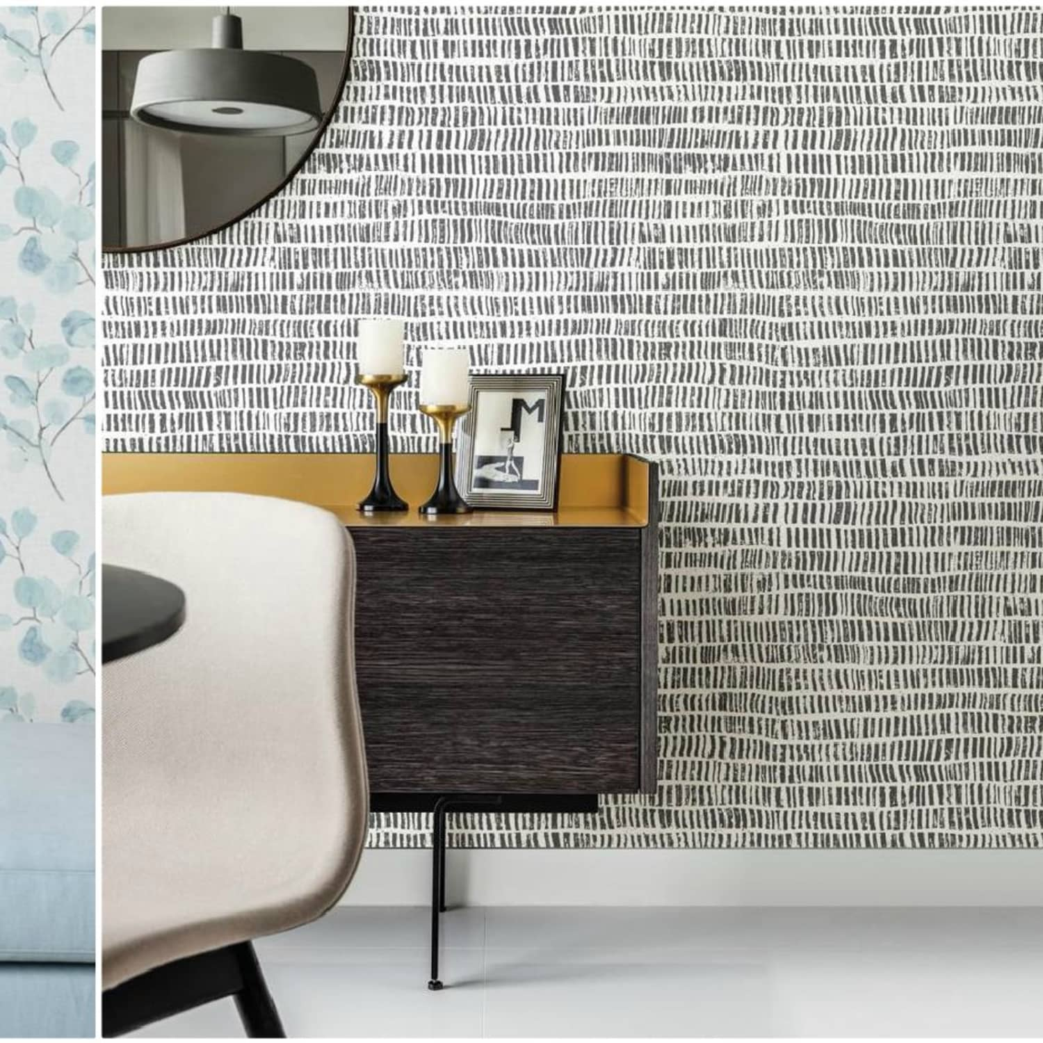 Scott Living Peel-and-Stick Wallpaper | Apartment Therapy