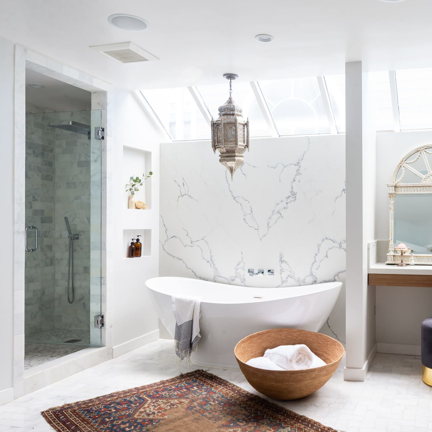 The 10 Biggest Bathroom Trends That Will Shape Your Self Care Regimen In 2021 Apartment Therapy