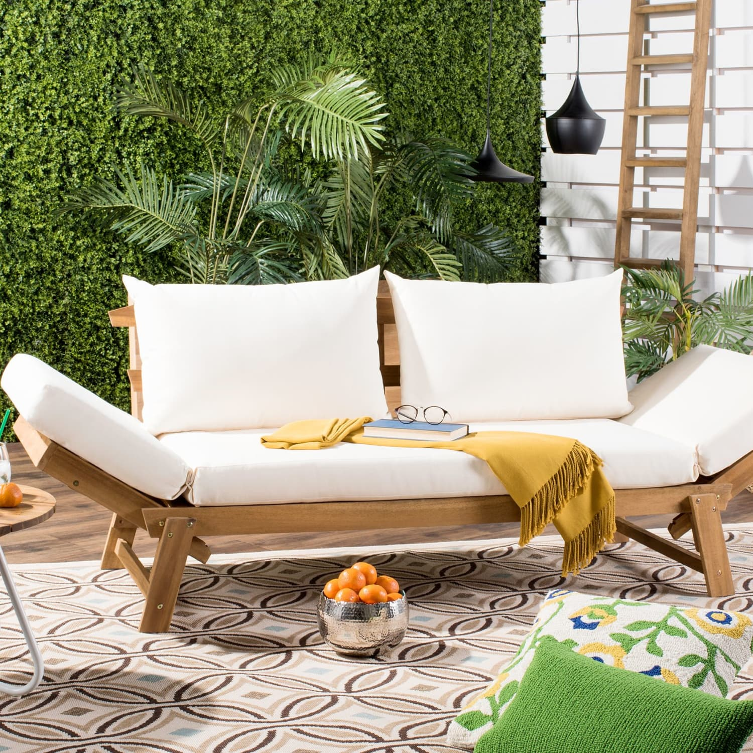 3 Ways To Set Up Your Outdoor Space Apartment Therapy
